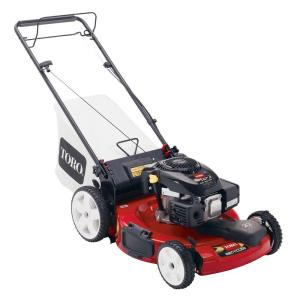 Toro 20371  22 in. High Wheel Variable Speed Self-Propelled Gas Mower - 20371