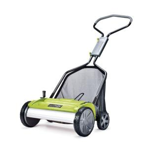 Ellison E2201-18 Evolution 18 in. Easy-Push Reel Mower with Adjustable Grass Management System